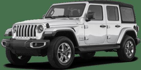 Jeep Wrangler Unlimited Sahara Altitude