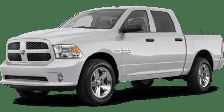 "Ram 1500 Classic Tradesman Crew Cab 5'7"" Box 4WD"