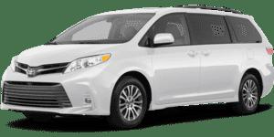 2019 Toyota Sienna Prices
