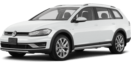 Volkswagen Golf Alltrack SEL Manual