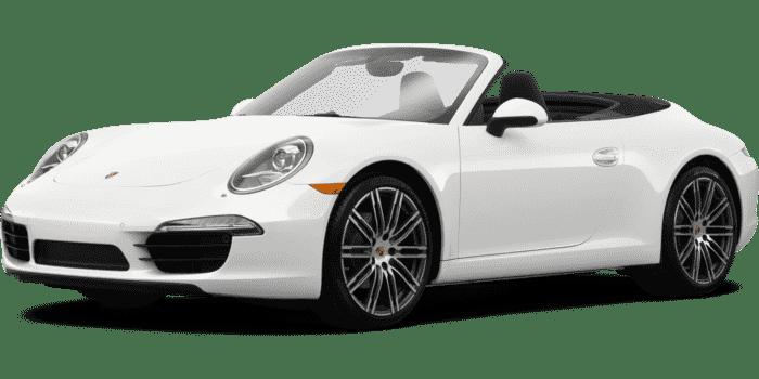 2017 Porsche 911 ...
