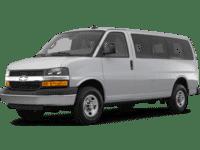 2017 Chevrolet Express Passenger Reviews