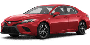 2020 Toyota Camry in Dundee, MI