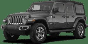 2020 Jeep Wrangler in Oak Park, MI