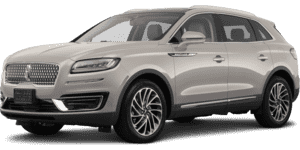 2020 Lincoln Nautilus Prices