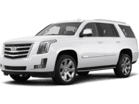 2018 Cadillac Escalade Reviews