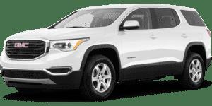 2019 GMC Acadia Prices