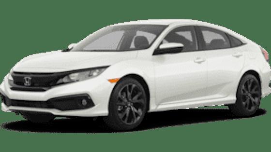 2021 Honda Civic in Bossier City, LA 1