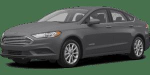 2018 Ford Fusion in Stockton, CA