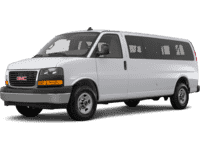 2017 GMC Savana Passenger Reviews