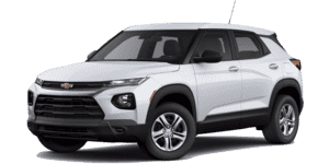 2021 Chevrolet Trailblazer Prices