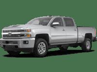 2018 Chevrolet Silverado 2500HD Reviews