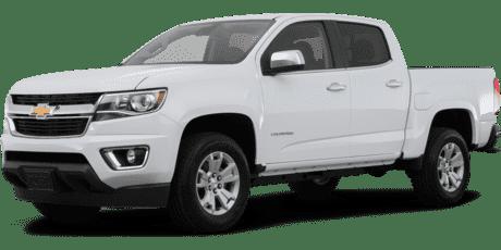 Chevrolet Colorado LT Crew Cab Standard Box 4WD Automatic