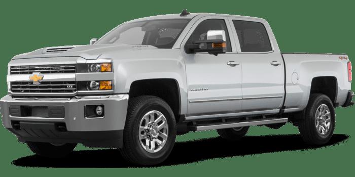 2016 Chevrolet Silverado 1500 Double Cab >> 2018 Chevrolet Silverado 2500HD Prices, Incentives & Dealers | TrueCar