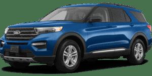 2020 Ford Explorer in Elgin, IL