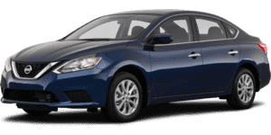 2019 Nissan Sentra in Oxford, AL