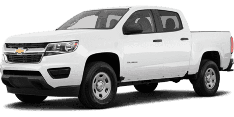 Chevrolet Colorado WT Crew Cab Standard Box 4WD