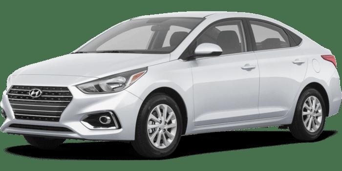 2020 Hyundai Accent Prices Reviews Incentives Truecar