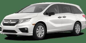 2018 Honda Odyssey in Indio, CA