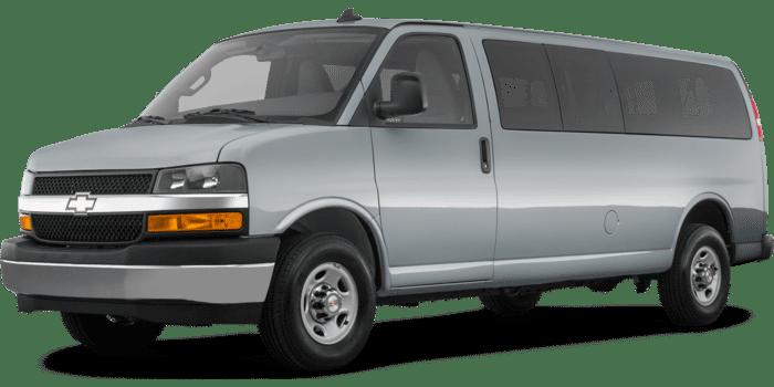 Chevrolet Express Passenger 3500 LT LWB