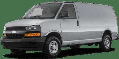 Chevrolet Express Cargo Van 2500 SWB