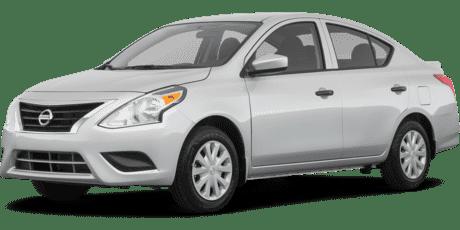 Nissan Versa S Sedan Manual