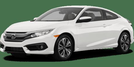 Honda Civic EX-L Coupe CVT