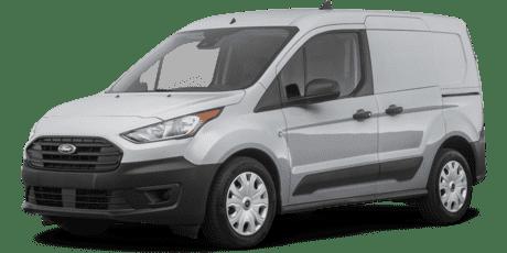 2020 Ford Transit Connect Van XLT with Rear Symmetrical Doors SWB