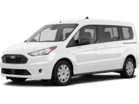 2019 Ford Transit Connect Wagon Reviews