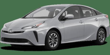2020 Toyota Prius L Eco FWD