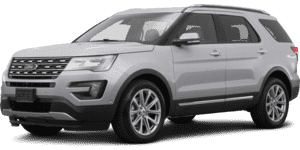 2019 Ford Explorer in Ames, IA