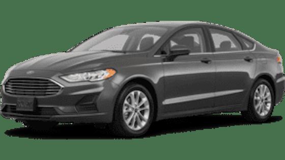 2020 Ford Fusion in Stonewall, LA 1