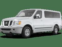 2018 Nissan NV Passenger Reviews