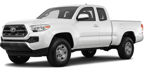 Toyota Tacoma SR Access Cab 6' Bed I4 4WD Automatic
