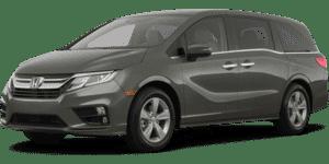 2020 Honda Odyssey in Salem, OR
