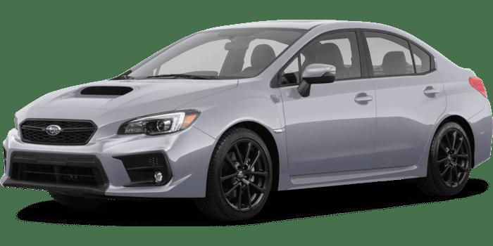 2020 Subaru WRX Limited CVT