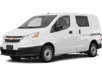 2017 Chevrolet City Express Cargo Van Reviews