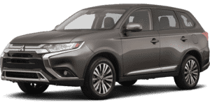 2020 Mitsubishi Outlander in Arlington, TX