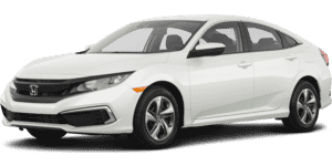 2020 Honda Civic in Arlington, TX