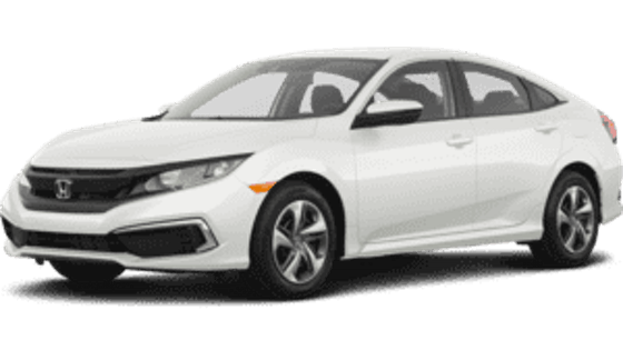 2020 Honda Civic in Moss Point, MS 1