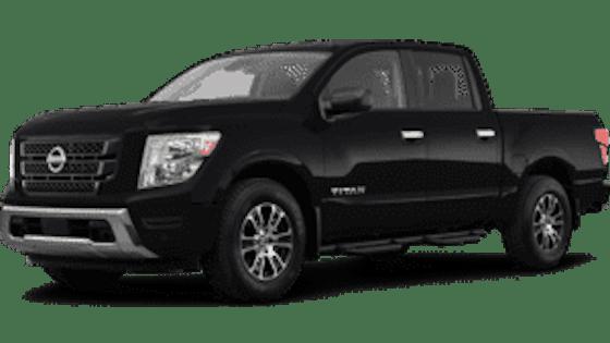 2021 Nissan Titan in Columbus, GA 1