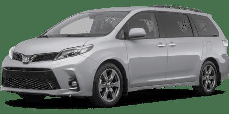 Toyota Sienna SE 7-Passenger AWD