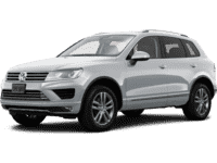 2017 Volkswagen Touareg Reviews