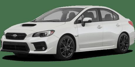 Subaru WRX Limited Manual