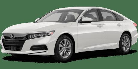 Honda Accord EX 1.5T CVT