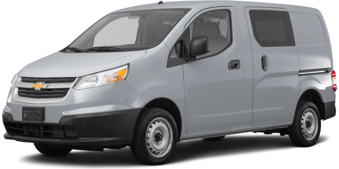 2018 Chevrolet City Express Cargo Van LS