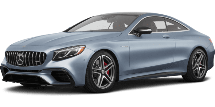 2020 Mercedes-Benz S-Class AMG S 63 4MATIC+ Coupe