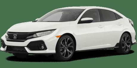 Honda Civic Sport Touring Hatchback CVT