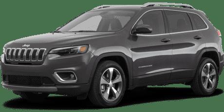 Jeep Cherokee High Altitude FWD