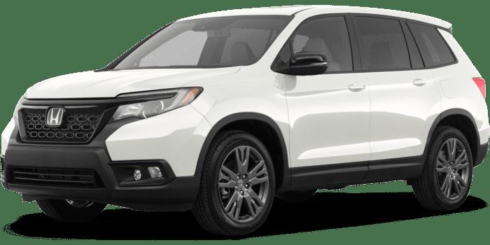2020 Honda Passport Prices Reviews Incentives Truecar